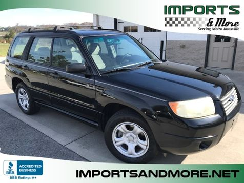 2007 Subaru Forester 2.5X AWD in Lenoir City, TN