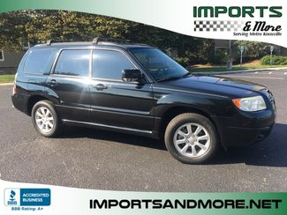 2007 Subaru Forester 25X Premium AWD Imports and More Inc  in Lenoir City, TN