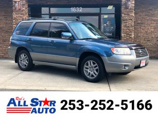 2007 Subaru Forester 2.5X in Puyallup Washington, 98371