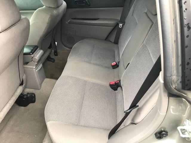 2007 Subaru Forester X Ravenna, Ohio 7
