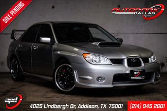 2007 Subaru Impreza WRX Ltd in Addison, TX 75001