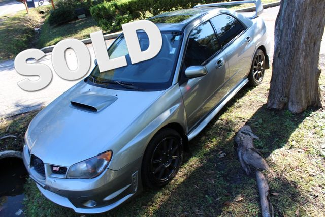 2007 Subaru Impreza WRX STI Limited | Charleston, SC | Charleston Auto Sales in Charleston SC