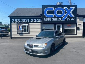 2007 Subaru Impreza WRX Ltd in Tacoma, WA 98409