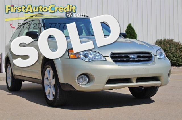 2007 Subaru Outback Basic