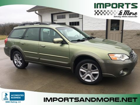 2007 Subaru Outback I6 LL Bean AWD Wagon in Lenoir City, TN
