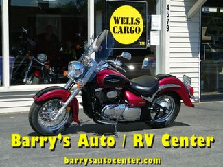 2007 Suzuki Boulevard C50 in Brockport NY, 14420
