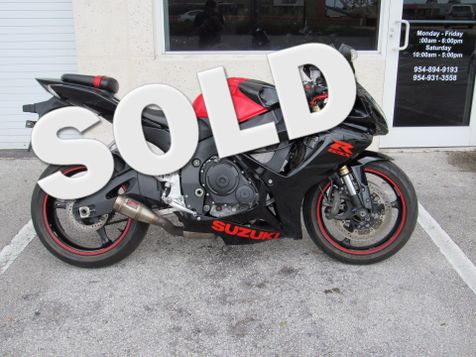 2007 Suzuki GSX-R 600  in Dania Beach, Florida