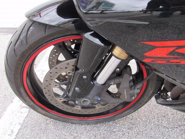 2007 Suzuki GSX-R 600 in Dania Beach Florida, 33004