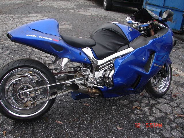 2007 Suzuki GSX1300 Busa Spartanburg, South Carolina 0