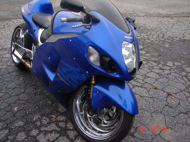 2007 Suzuki GSX1300 Busa Spartanburg, South Carolina 1