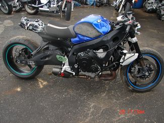 2007 Suzuki Gsxr750 Spartanburg, South Carolina 2