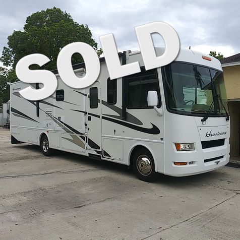 2007 Thor Hurricane 34N 3 slides  in Palmetto, FL