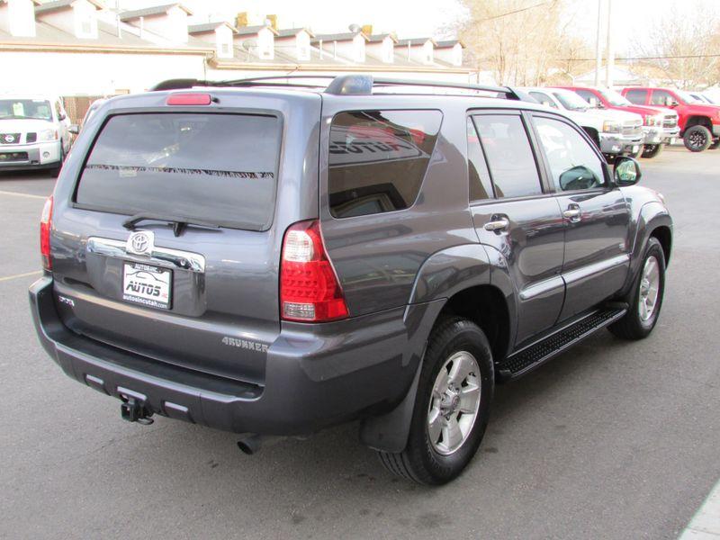 2007 Toyota 4Runner SR5 Sport Utility  city Utah  Autos Inc  in , Utah