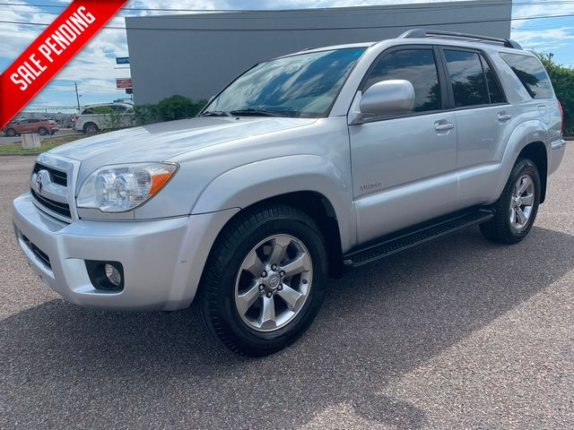 2007 Toyota 4Runner Limited in Augusta, Georgia 30907