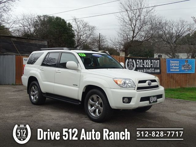 2007 Toyota 4Runner Limited in Austin, TX 78745