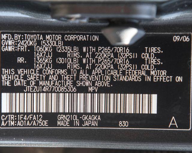 2007 Toyota 4Runner SR5 Burbank, CA 30