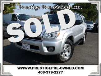 2007 Toyota 4Runner in Campbell CA