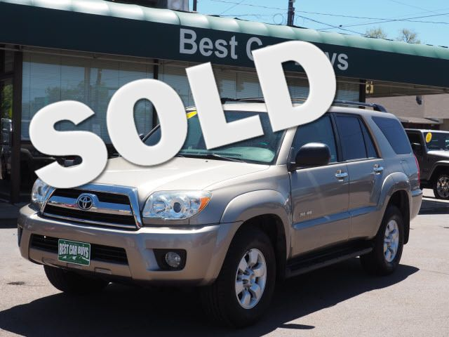 2007 Toyota 4Runner SR5 Englewood, CO