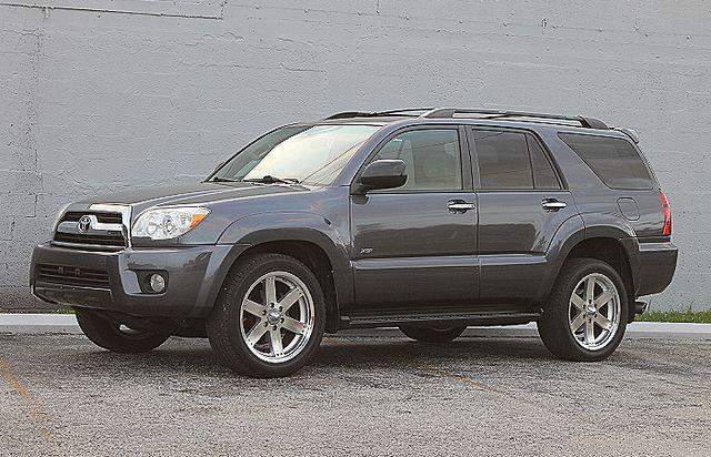2007 Toyota 4Runner SR5 Sport Hollywood, Florida 24