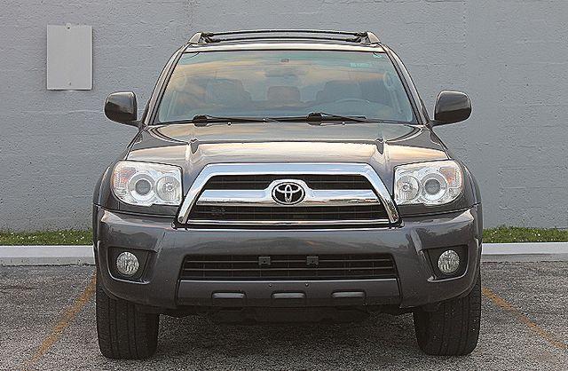 2007 Toyota 4Runner SR5 Sport Hollywood, Florida 12