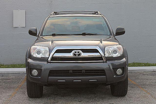 2007 Toyota 4Runner SR5 Sport Hollywood, Florida 46