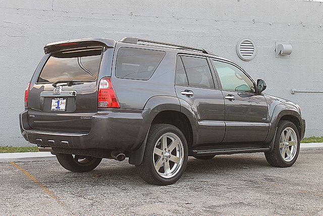 2007 Toyota 4Runner SR5 Sport Hollywood, Florida 4