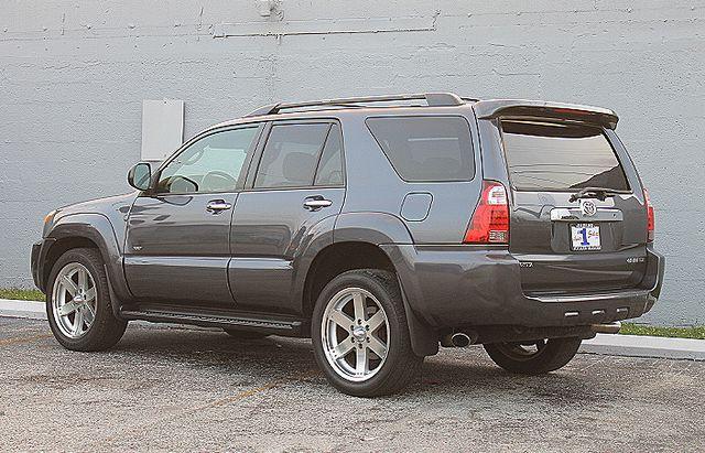 2007 Toyota 4Runner SR5 Sport Hollywood, Florida 7