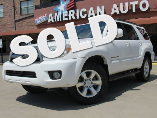 2007 Toyota 4Runner Sport Edition 4WD | Houston, TX | American Auto Centers in Houston TX