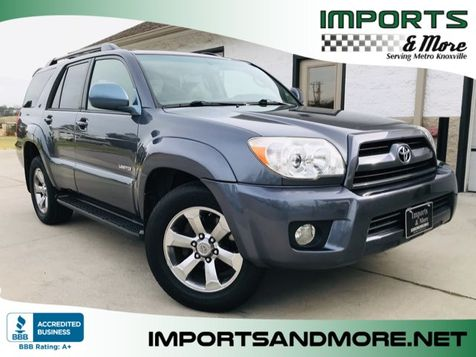 2007 Toyota 4Runner Limited 2WD in Lenoir City, TN