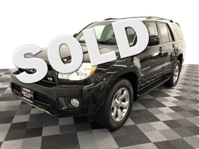 2007 Toyota 4Runner Limited LINDON, UT