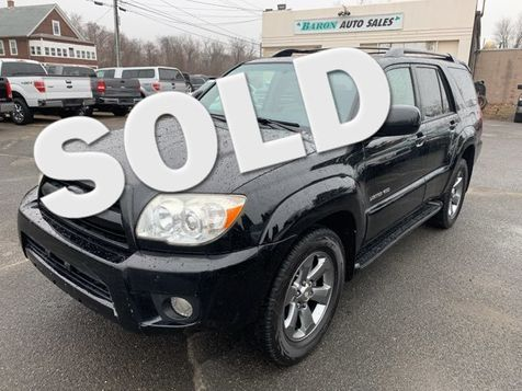 2007 Toyota 4Runner Limited in West Springfield, MA