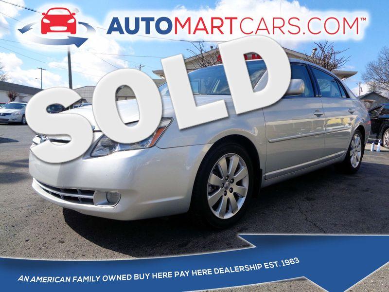2007 Toyota Avalon Limited | Nashville, Tennessee | Auto Mart Used Cars Inc. in Nashville Tennessee