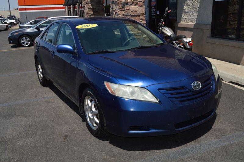 ... 2007 Toyota Camry CE | Bountiful, UT | Antion Auto In Bountiful, UT ...