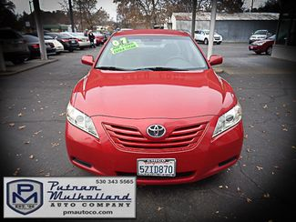 2007 Toyota Camry LE Chico, CA 1