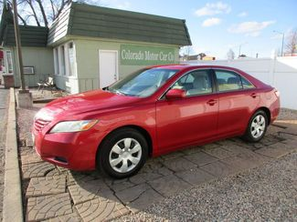 2007 Toyota Camry LE in Fort Collins, CO 80524