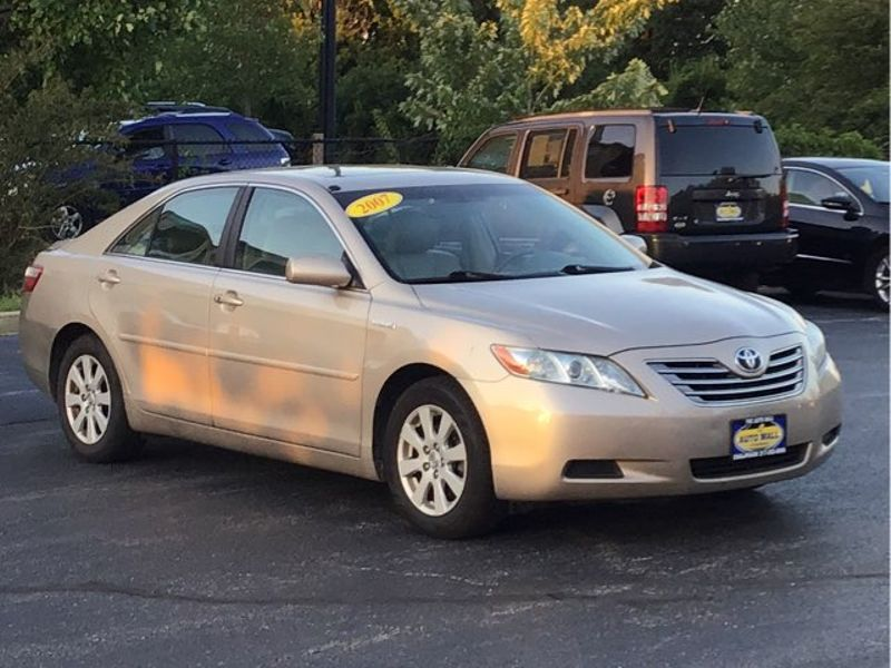 2007 Toyota Camry Hybrid Sedan Champaign Illinois The Auto Mall Of In