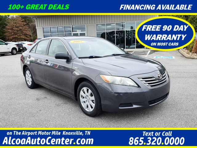 2007 Toyota Camry Hybrid w/Leather/Sunroof/Navigation