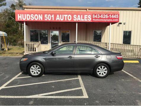 2007 Toyota Camry Hybrid Sedan   Myrtle Beach, South Carolina   Hudson Auto Sales in Myrtle Beach, South Carolina