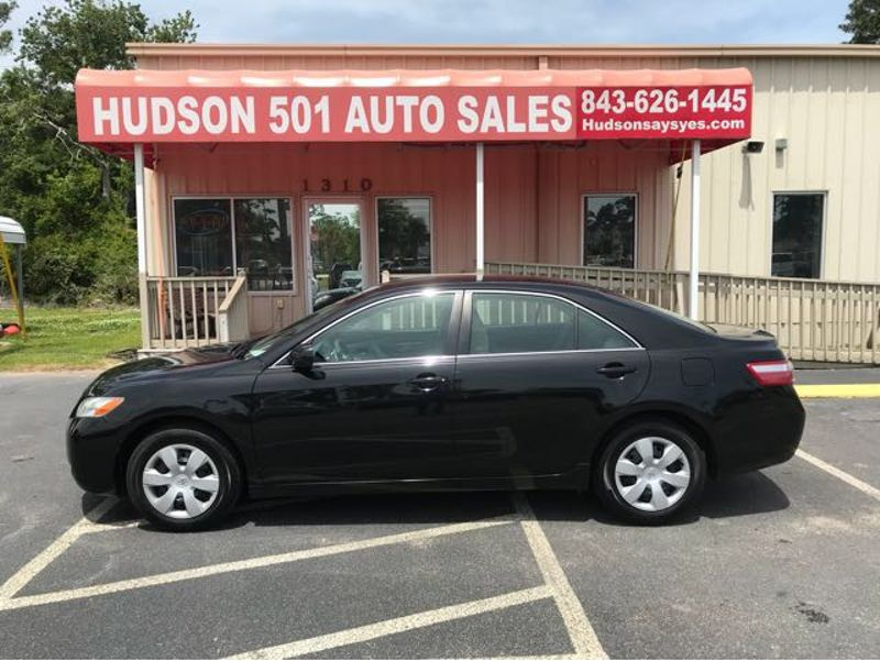 2007 Toyota Camry SE 5-Spd AT | Myrtle Beach, South Carolina | Hudson Auto Sales in Myrtle Beach South Carolina