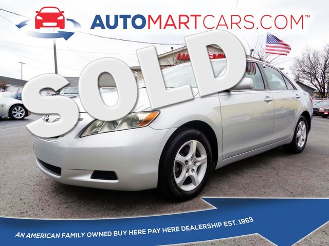 2007 Toyota Camry SE | Nashville, Tennessee | Auto Mart Used Cars Inc. in Nashville Tennessee