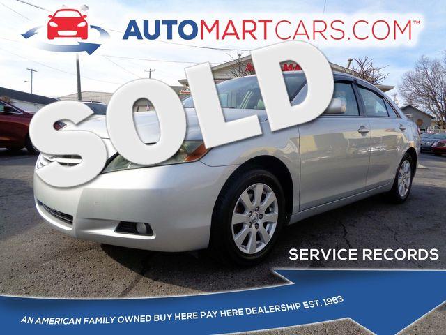 2007 Toyota Camry XLE | Nashville, Tennessee | Auto Mart Used Cars Inc. in Nashville Tennessee