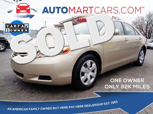 2007 Toyota Camry LE | Nashville, Tennessee | Auto Mart Used Cars Inc. in Nashville Tennessee