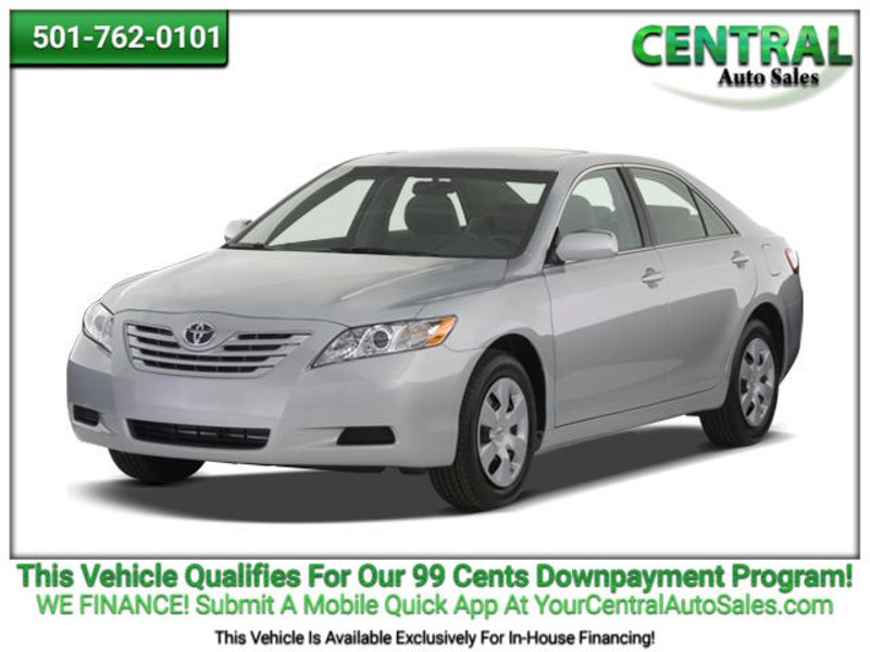 2007 Toyota CAMRY/PW  | Hot Springs, AR | Central Auto Sales in Hot Springs AR
