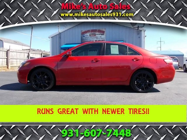 2007 Toyota Camry LE Shelbyville, TN 1