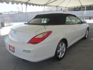 2007 Toyota Camry Solara SLE Gardena, California 2
