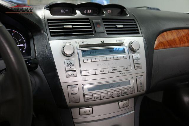 2007 Toyota Camry Solara SLE Merrillville, Indiana 19