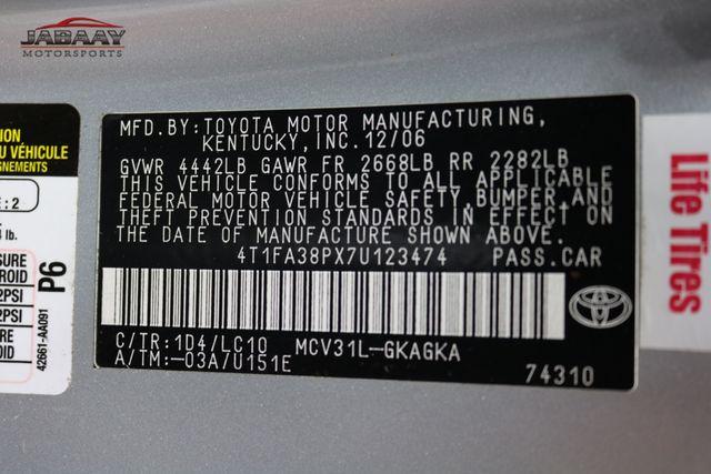 2007 Toyota Camry Solara SLE Merrillville, Indiana 47