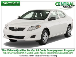 2007 Toyota COROLLA/PW  | Hot Springs, AR | Central Auto Sales in Hot Springs AR