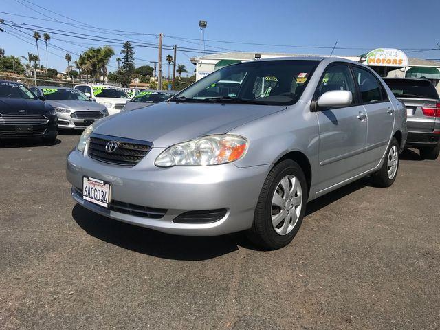 2007 Toyota Corolla LE in San Diego, CA 92110