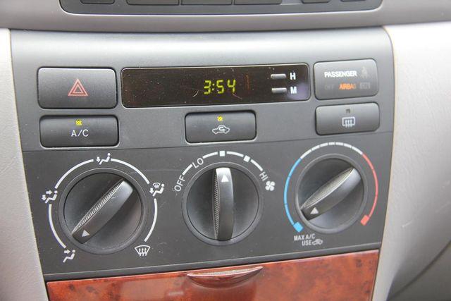 2007 Toyota Corolla LE Santa Clarita, CA 20